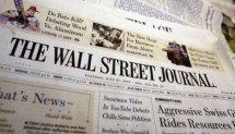 Wall Street Journal closed print editions in Asia and Europe