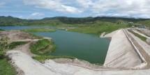Illustration of Dam / Reservoir (Foto Ist)