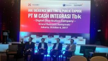 PT M Cash Integrasi Tbk akan melakukan penawaran umum saham perdananya di Bursa Efek Indonesia pada 31 Oktober 2017 (Dok: INDUSTRY.co.id)
