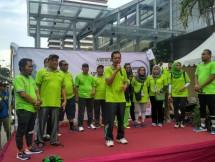 Muslim Association of Hajj and Umrah Organizer of the Republic of Indonesia (Amphuri) Celebrates 10th Anniversary, (Photo: INDUSTRY.co.id)