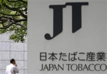Japan Tobacco (images/Reutersmedia.net)