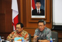Director General of Industrial Zone Development (PPI) of the Ministry of Industry, Imam Haryono