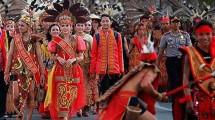 Pekan Gawai Dayak (PGD) in Pontianak, West Kalimantan (www.facebook.com/kemenpar)