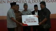 Cement Indonesia Officially Became UPZ BAZNAS
