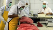 Export of Tuna (Rizki Meirino / Industry.co.id)