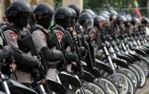 Ilustrasi Anggota Polri/ Brimob (Foto Ist)