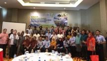 Kementerian Koperasi dan UKM dalam acara sosialisasi program dana bergulir di Kabupaten Sorong dan Raja Ampat, Papua Barat, Rabu (18/10/2017)