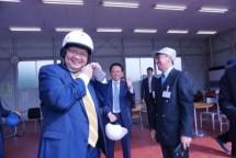 Menperin Airlangga Hartarto Cooperate with Nagoya Investors Enter Indonesia (Public Relation)