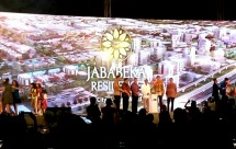 Launch of New Logo Jababeka Residence (dok INDUSTRY.co.id)
