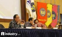 Dirut BTN (Persero) Tbk Maryono menjadi dosen tamu untuk memberikan kuliah umum di tengah ratusan mahasiswa Universitas Negeri Yogyakarta Jumat (20/10/2017) (Foto Rizki Meirino)
