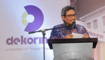 Director General of IKTA Ministry of Industry, Achmad Sigit Dwiwahjono (Photo Ridwan)