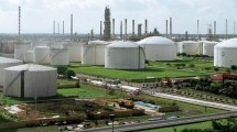 Kialng minyak Balikpapan. (Foto: IST)