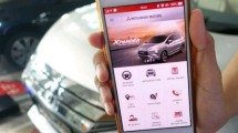 My Mitsubishi Motors ID Application
