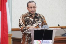 Head of Industrial Research and Development Agency (BPPI) of the Ministry of Industry, timur Ngakan Antara