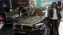 Suzuki Launches New SX4 S-Cross