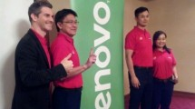 Press Conference Lenovo (Hariyanto/ INDUSTRY.co.id)