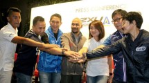2XU Run Press Conference 2017 at Gandaria City, Jakarta, Friday (17/11/2017). (Photo: IST)