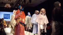 Muslim Fashion Festival (MUFFEST) 2017 (Chodijah Febriyani / INDUSTRY.co.id)
