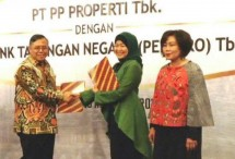 Head of Non Subsidized Mortgage and Consumer Lending Division of Bank BTN Suryanti Agustinar (Foto Ist)