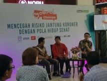 Siloam Manado: Mencegah Risiko Jantung Koroner dengan Pola Hidup Sehat