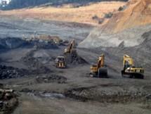 Ilustrasi tambang batu bara (Foto Ist)