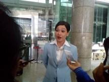 Direktur Utama KSEI Friderica Widyasari (Foto Anto)