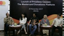 Mastercard luncurkan priceless causes