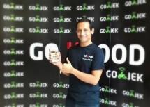CEO Go-Jek Nadiem Makarim (Foto SWA)