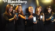 Blackberry Resmi Luncurkan Blackberry Keyone Limited Black Edition, Kamis (23/11/2017)