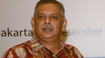 Direktur Utama PT PLN (Persero) Sofyan Basir. (Rizki Meirino/INDUSTRY.co.id)