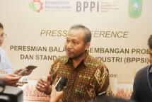 Kepala BPPI Kementerian Perindustrian, Ngakan Timur Antara