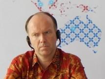 Gerrit Steen, President Director Fresenius Kabi Board Member for Asia (Abraham Sihombing Photo)