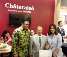 Japanese Pastry Chateraise, Ramaikan National Mamin Industry (Foto Ist)