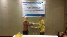 PLN signed an MoU with several major companies such as industrial estates and gold mining areas.
