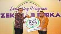Direktur Utama Bank Muamalat Achmad K Permana