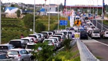 Congestion on Toll Road (Foto Ist)