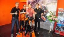 PT Penta Jaya Laju Motor as the agent holder of KTM motor targets to add 60 Diler throughout Indonesia