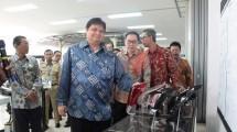 Menperin Airlangga Hartato Inaugurates R & D Daihatsu Karawang