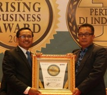 Fiesta White Tea Wins Award, First in Indonesia (Foto Dok Industri.co.id)