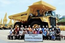 PT Komatsu Indonesia (dok Komatsu)