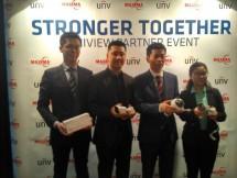 Uniview Hadirkan Teknologi Super Starlight dan Kompresi Ultra 265, Hotel Holiday In Kemayoran, Kamis (14/12/2017)