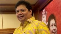 Airlangga Hartarto Koordinator Bidang Perekonomian Partai Golkar