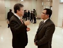 Delegasi PWI di Korea Selatan