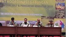 Rapat Koordinasi Gabungan Evaluasi UPSUS 2017 dan Persiapan Kegiatan 2018
