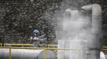 Kementerian Energi dan Sumber Daya Mineral (ESDM) mendorong penambahan kapasitas Pembangkit Listrik Tenaga Panas Bumi (PLTP) sebesar 255 Megawatt (MW) di tahun depan. (ANTARA FOTO/Muhammad Adimaja).