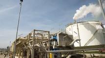 Kilang LNG (Foto: Ist)