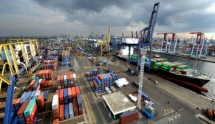 Illustration of Container Terminal (Foto Dok Industry.co.id)