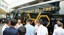 street gourmet bus