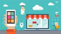Ilustrasi e-commerce