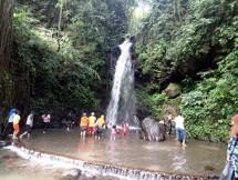 Trip to Putri Kuningan Waterfall (Photo Dije)